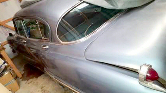 Photo of 1954 Desoto Firedome 4 DR Sedan Original With Only 45,000 Miles