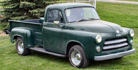 1954 Dodge Classic Custom Pick-up