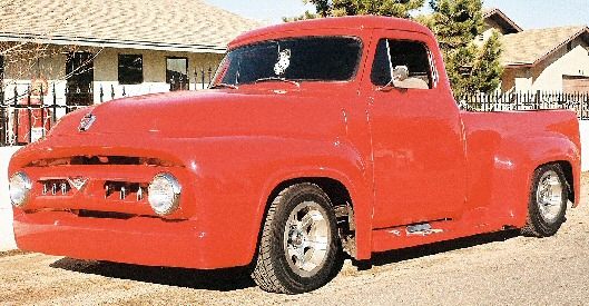 1954 FORD CUSTOM Pickup