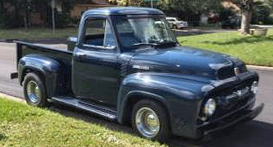 Photo of 1954 Ford F100 Pickup Truck