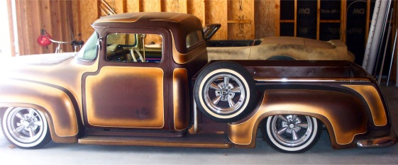 1954 FORD PICKUP TRUCK Custom