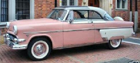 1954 Ford Skyliner Price 1954 Ford Skyliner