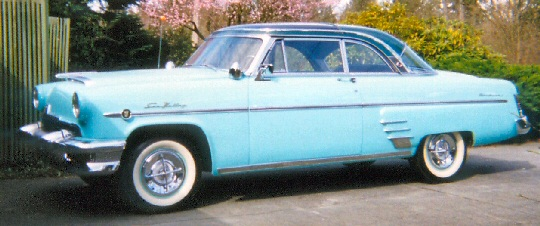 1954 Mercury Sunvalley