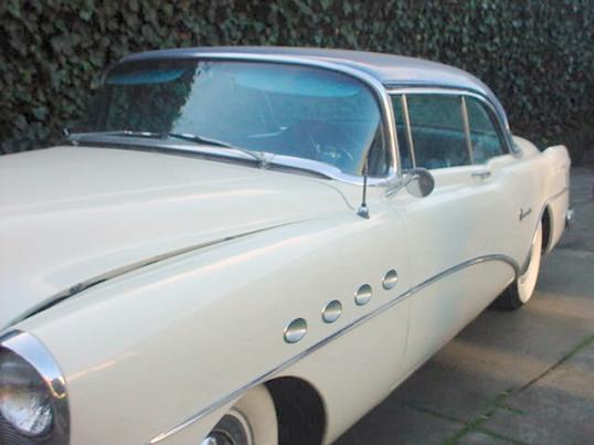 1954 buick roadmaster for 1954 buick roadmaster 4 door