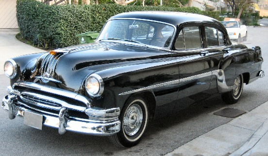 1954 Pontiac Star Chief
