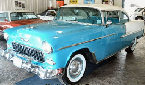 Photo of 1955 Chevy Belair 2DR HT