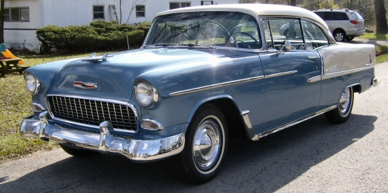 Photo of 1955 Chevy Belair 2 Door Hardtop