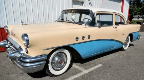 Photo of 1955 BUICK SPECIAL 2 DR SEDAN WITH LOW MILEAGE