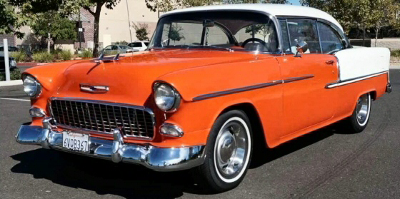 Photo of 1955 Chevrolet 150  All Steel 2DR HT  Restored