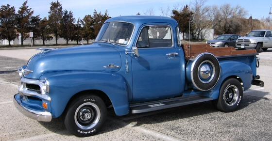 Photo of 1955 Chevy First Series Pickup