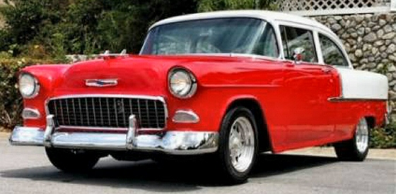 Photo of 1955 Chevrolet 210 Del Rey Coupe
