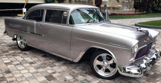 Photo of 1955 Chevrolet 210 Show Stopper Coupe