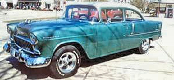 Photo of 1955 CHEVY 210  2DR POST