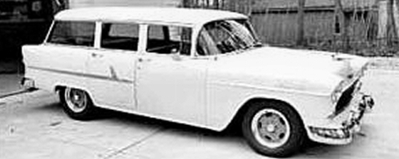 Photo of 1955 Chevrolet 210 4DR Station Wagon Restored