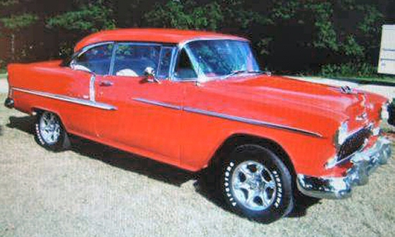 Photo of 1955 CHEVY 2DR HARDTOP RODDED