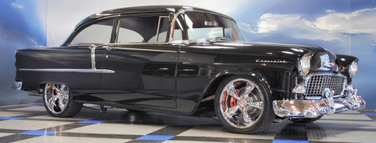 Photo of 1955 Chevy Bel-Air 210 2Dr Modern Resto