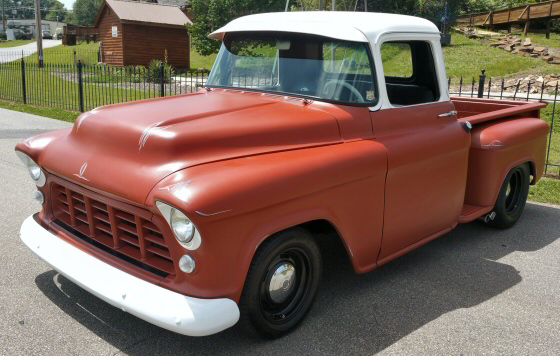 Photo of  1955 Chevy 3100 Pickup All Steel Custom Hotrod
