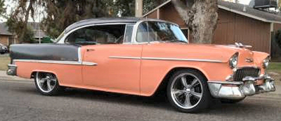 Photo of 1955 Chevy Belair 210 2DR Hardtop