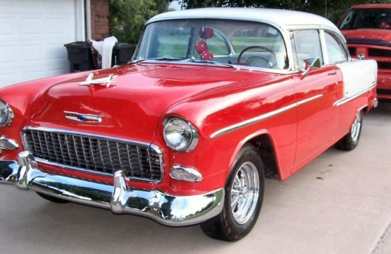 Photo of 1955 Chevy 210 Belair