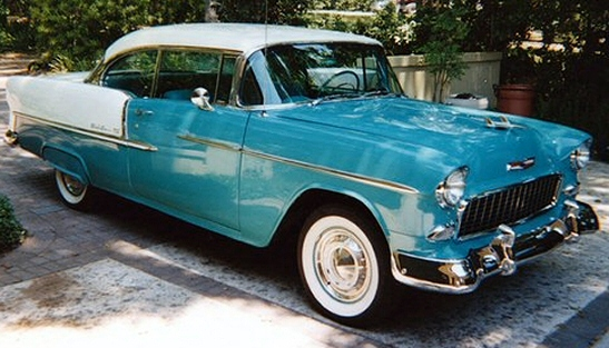 Photo of 1955 Chevy Belair 2DR Hardtop