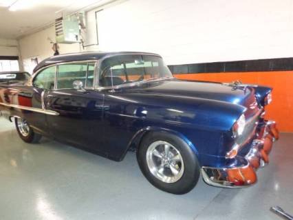 Photo of 1955 Chevy Bel Air 2 DR HT Street Rod Frame Off Restored