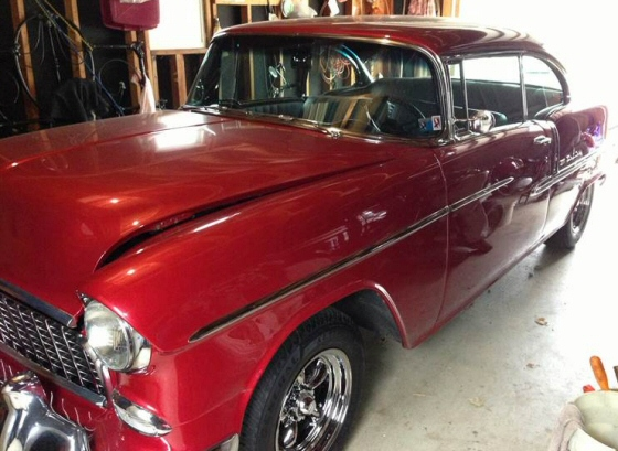 Photo of 1955 Chevrolet Bel Air 2 DR Hardtop Street Rod