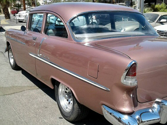 Photo of 1955 Chevy Bel Air Post Coupe