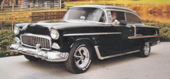 Photo of 1955 CHEVY BELAIR 2DR STREET ROD