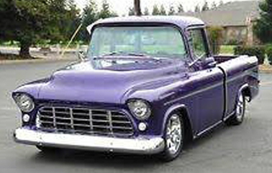 Photo of 1955 Chevrolet Cameo Pickup Truck Street Rod