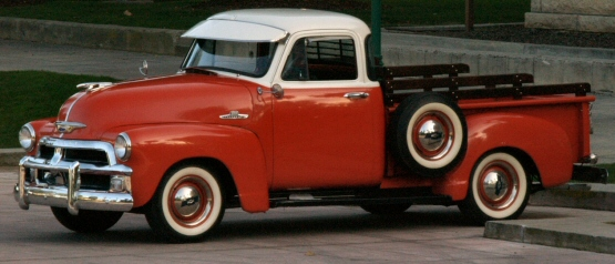 1955 Chevrolet 1st Series  Pickup