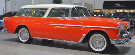 Photo of 1955 CHEVY NOMAD