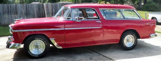 Photo of 1955 Chevrolet Nomad