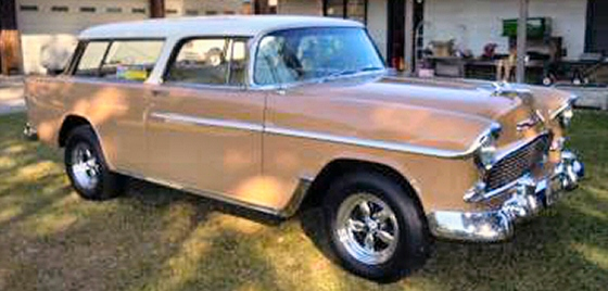 Photo of 1955 Chevrolet Nomad Stationwagon