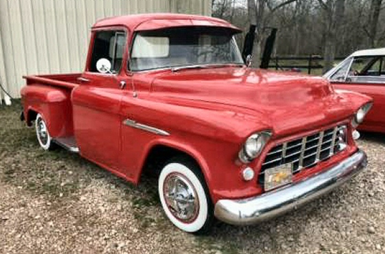 Photo of 1955 Chevy Pickup Truck