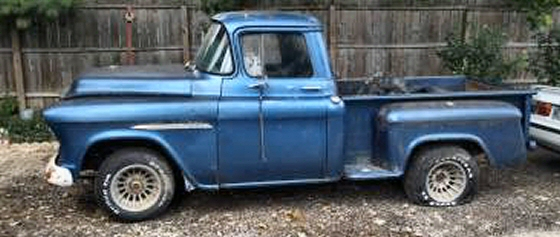 Photo of 1955 Chevrolet Pickup Street Rod
