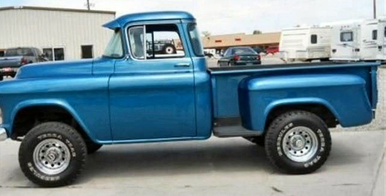 Photo of 1955 Chevrolet 3100 Silverado Pickup Street Rod