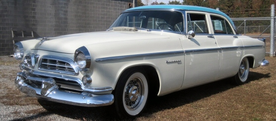 Photo of 1955 Chrysler Windsor Deluxe 4 DR Sedan