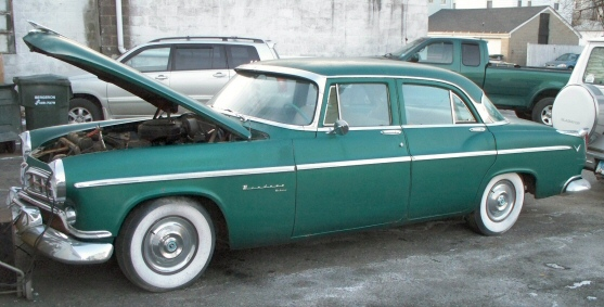 1955 Chrysler Windsor Deluxe 