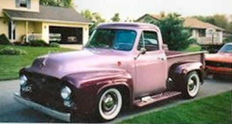 Photo of 1955 Ford F100 Pickup Street Rod