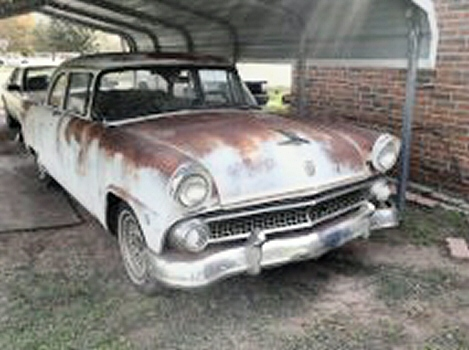 Photo of 1955 FORD MAINLINE 2 DOOR