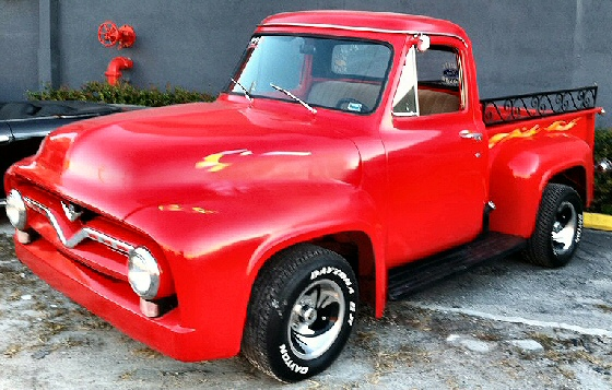 Photo of 1955 FORD Pick Up Truck
