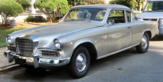 Photo of 1955 Studebaker Champion 2DR