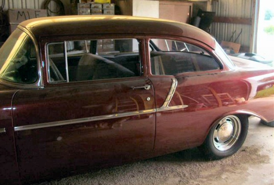 1956 Chevy 150 2dr Sedan