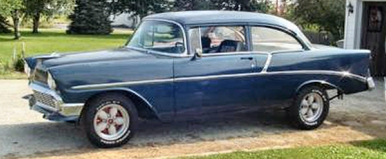 Photo of 1956 Chevy 210 2DR Post Classic Hot Rod