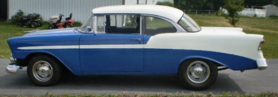 1956 chevy 2 door hardtop project for 1956 chevy 2 door hardtop for sale