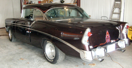 Photo of  1956 Chevy Bel-Air 2DR Hardtop With 454 Big Block