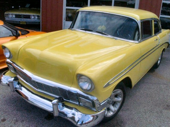 Photo of 1956 Chevrolet Bel Air  2DR Post With 454