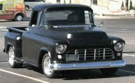 Photo of 1956 Chevrolet 3100 Pickup Street Rod With 383 Stroker