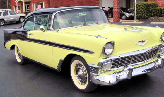 Photo of 1956 CHEVY BELAIR 2DR HARDTOP RESTORED IMMACULATE