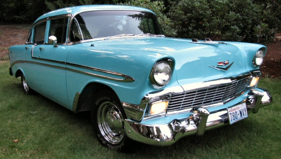 Photo of 1956 Chevrolet BelAir 4DR Sedan